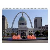 St Louis Land Marks Calendar