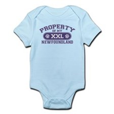 Newfoundland PROPERTY Infant Bodysuit