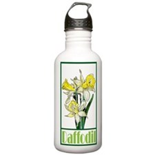 Funny Daffodil Water Bottle