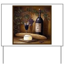 Best Seller Grape Yard Sign