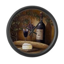Best Seller Grape Large Wall Clock