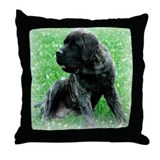 Mastiff 191 Throw Pillow