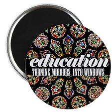 EDUCATION Magnet