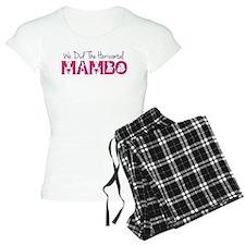 Horizontal Mambo Pajamas