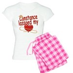 Constance Lassoed My Heart Women's Light Pajamas