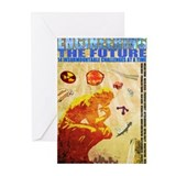 Funny Future engineer Greeting Cards (Pk of 10)