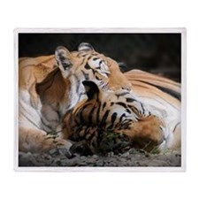 Throw Blanket (double sided) - Raja & Jasmin