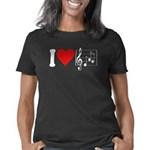 Dawn Lassoed My Heart Organic Kids T-Shirt (dark)