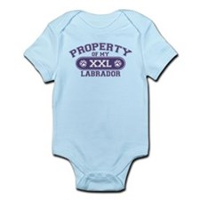 Labrador PROPERTY Infant Bodysuit