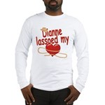 Dianne Lassoed My Heart Long Sleeve T-Shirt