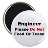 Engineer: Please Do Not Feed Magnet