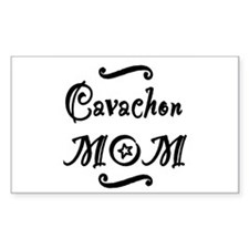 Cavachon MOM Decal
