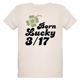 Cute March 17 birthday T-Shirt