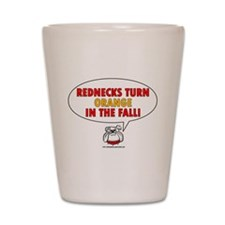 Rednecks Shot Glass
