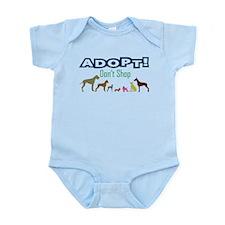 Adopt Don't Shop Infant Bodysuit