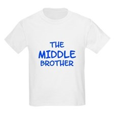 The Middle Brother Kids Tee