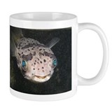 Puffer Fish Small Mug