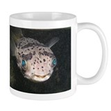 Puffer Fish Small Mugs