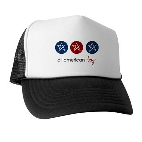 all american boy Trucker Hat