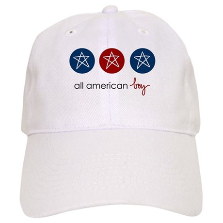 all american boy Cap