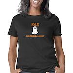 ROBOTICS Organic Women's Fitted T-Shirt