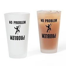 Climbing Problem Drinking Glass