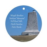 Wright Brothers National Memorial Ornament