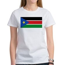 South Sudan Flag Tee