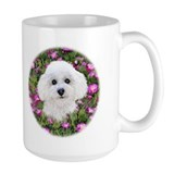 Bichon in Flowers Mug