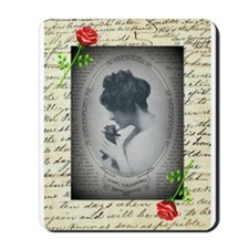Mabel Taliaferro Mousepad