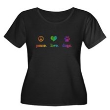pld10x10 Plus Size T-Shirt