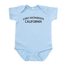 Lake Nacimiento California Infant Bodysuit
