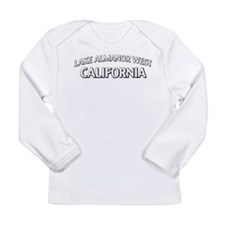 Lake Almanor West California Long Sleeve Infant T-
