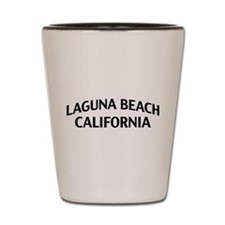 Laguna Beach California Shot Glass