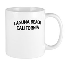 Laguna Beach California Small Mug