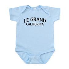 Le Grand California Infant Bodysuit