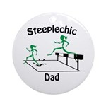 SteepleChics Ornament (Round)
