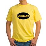 Mustard Yellow T-Shirt