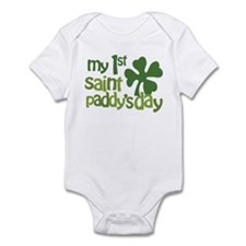 1st St. Patrick's Day Infant Bodysuit