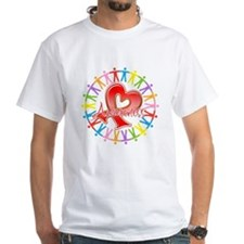 AIDS Unite in Awareness Shirt