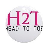 H2T Ornament (Round)