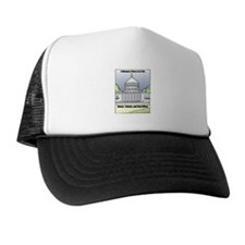 Woman's Place Trucker Hat