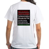 Unintend Consequences of War T-Shirt