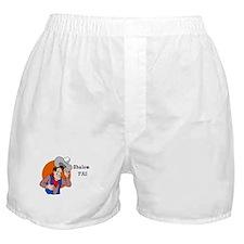JEWISH SHALOM Y'ALL Boxer Shorts