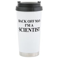 I'm a Scientist Ceramic Travel Mug