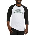 Drunky McDrunkerson Baseball Jersey