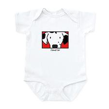 Anime Dalmatian Infant Bodysuit