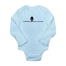 Squatch in these Woods - Finding Bigfoot Baby Suit