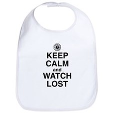 Keep Calm & Watch LOST Bib