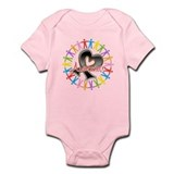 Melanoma Unite Awareness Infant Bodysuit
